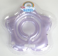 Flower Neck Float (Purple)
