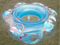 Underarm Ring Float with Seat (Blue)