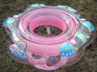 Underarm Ring Float with Seat (Pink)